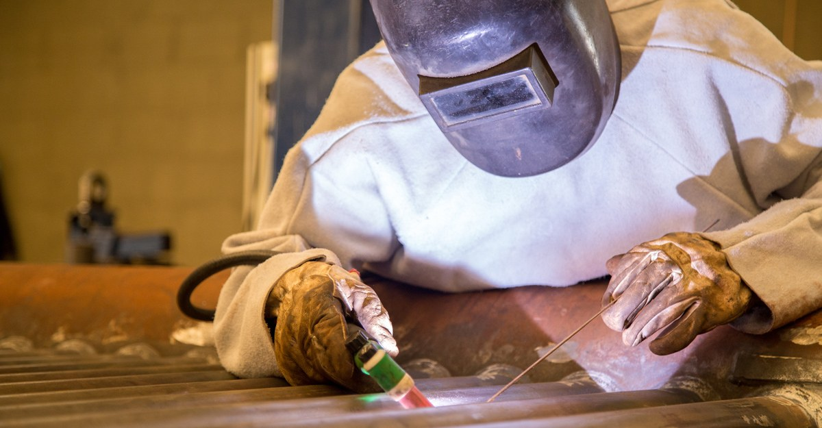 Soudure et chaudronnerie industrielles DGM Industrie